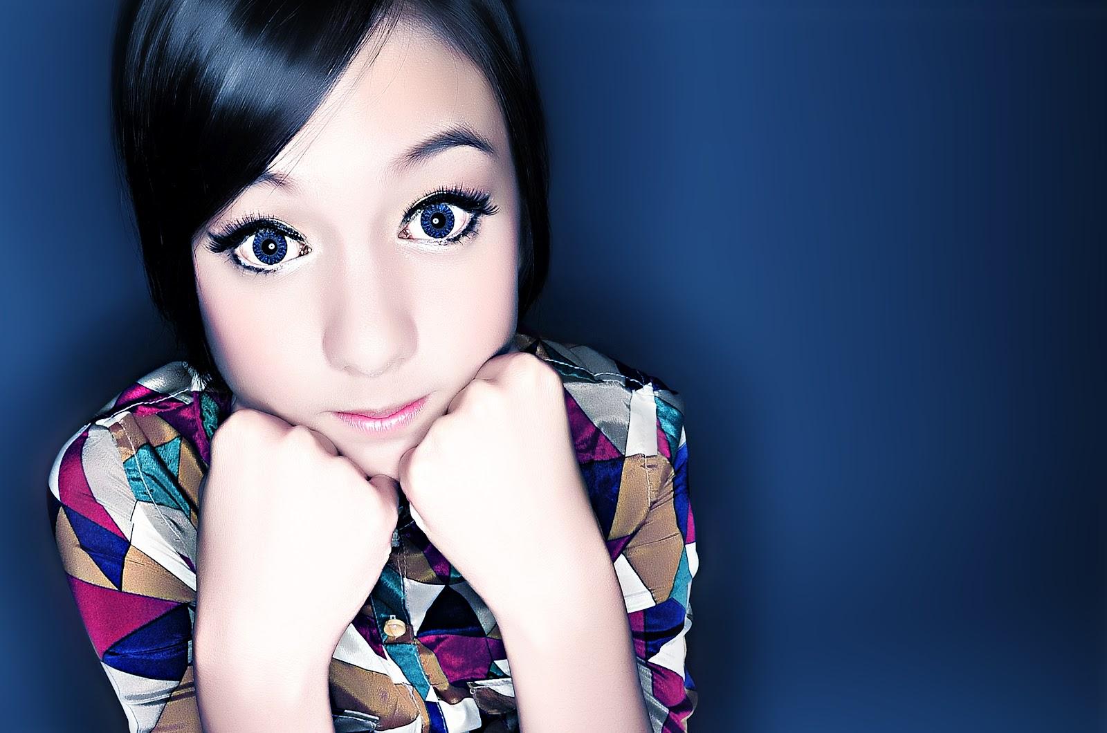 Foto Gadis Jepang